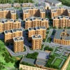 Жилые комплексы с малобюджетными студиями