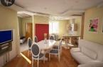 Дизайн интерьера в маленькой квартире студии