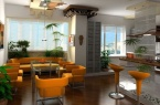 Обустройство небольшойквартиры-студии в эксклюзивное жилье